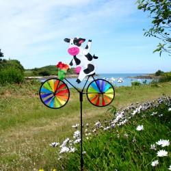 Girouette Vache Vélo