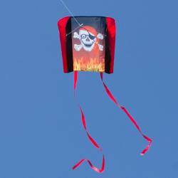 Cerf-volant Sled Beach Kite Pirate