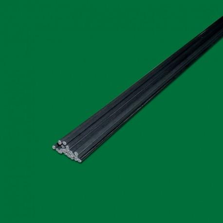 Jonc fibre de verre 3 mm