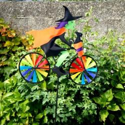Girouette Sorcière Vélo