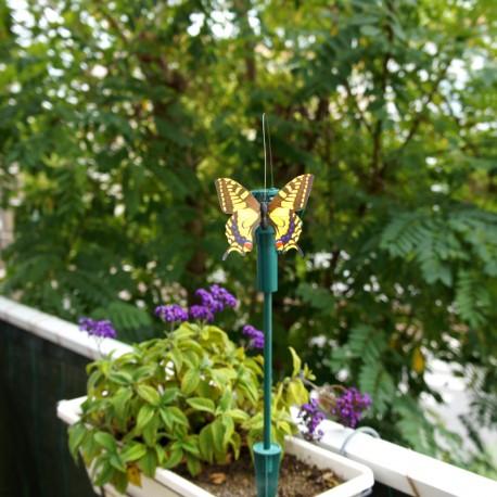 Papillon rotatif solaire