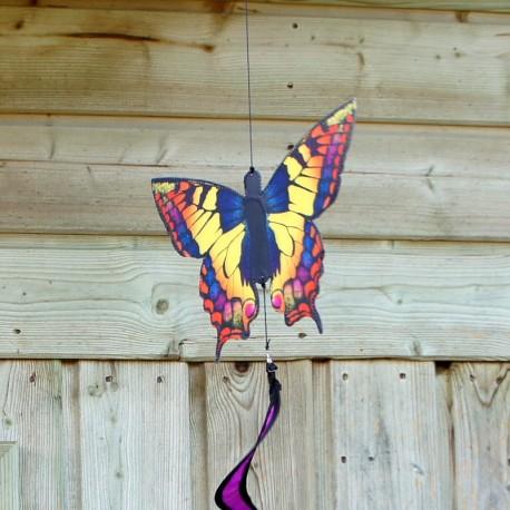 Mobile spirale Papillon