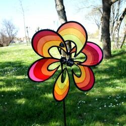 Girouette Flower Paradise Illusion