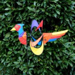 Girouette Oiseau de paradis