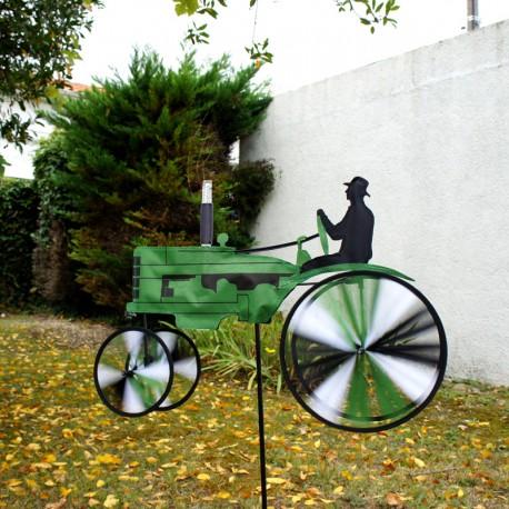 Girouette Tracteur