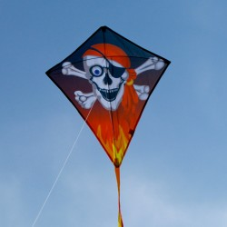 Cerf-volant Pirate