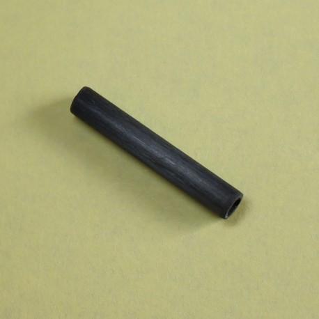Raccord carbone 2,6 ou 3,2 mm intérieur x 3 cm