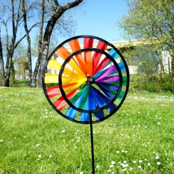 Girouette Magic Wheel 25 x 16 cm