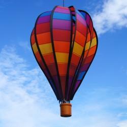 Satorn Balloon Patchwork - Montgolfière
