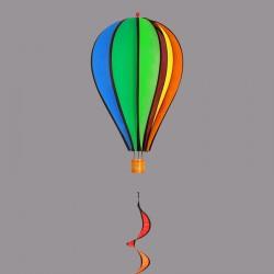 Satorn Balloon Wave Rainbow - Montgolfière