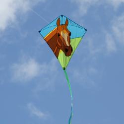 Cerf-volant Cheval