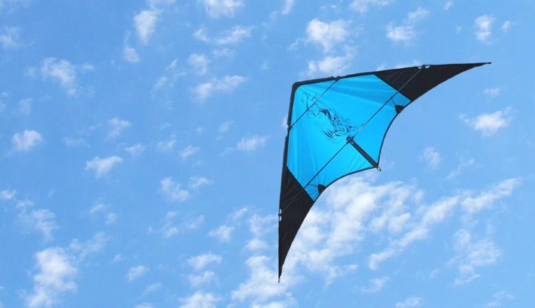 Cerf-volant Drag'Kite